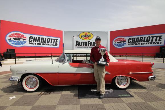 Father-Son Project Wins Pennzoil AutoFair's Best of Show – Pit Stop