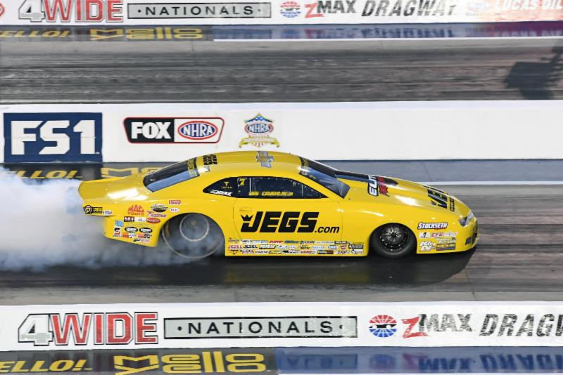 The last three NHRA races have all ended with a Pro Stock winner that hails from the championship-winning Elite Motorsports team. Jeg Coughlin Jr., driver ...