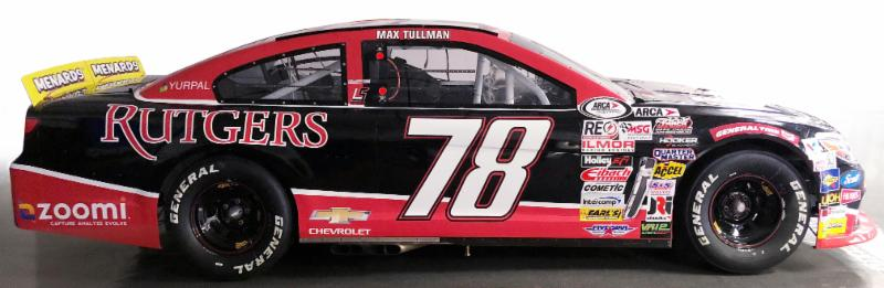 Max Tullman Returns To Arca At Charlotte For The General