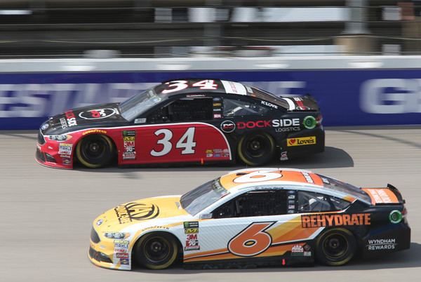 Mechanical Issues End Bayne's Day Early at Michigan – Pit