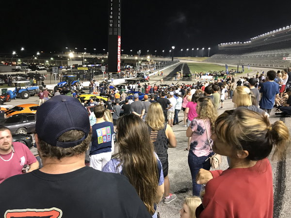 2ef2f4c9d879b AMS Pit Lane Drag Strip Heats up for Opening Night action of the O ...